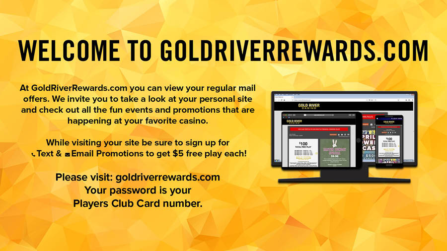 Gold River Rewards